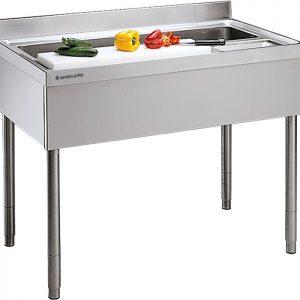 Radni stolovi za pripremu povrća